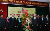 Chủ tịch Ủy ban TW MTTQ Việt Nam thăm và chúc mừng Bộ Y tế nhân ngày Thầy thuốc Việt Nam