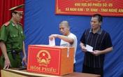 Gần 800 người trong trại tạm giam lần đầu được bỏ phiếu bầu cử
