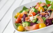 Ngon khó cưỡng với 6 món salad thanh lọc cơ thể