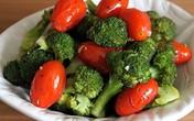 Các loại thực phẩm ăn cùng nhau sẽ giảm nguy cơ thiếu máu