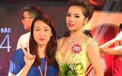 Kỳ Duyên bất ngờ chúc mừng Tân Hoa hậu Đỗ Mỹ Linh