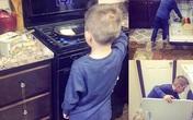 Cậu bé 6 tuổi biết nấu cơm, rửa bát và bài học dạy con đắt giá của người mẹ