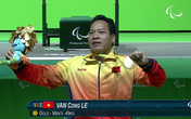 Lực sĩ Lê Văn Công giành HCV ở Olympic cho người khuyết tật, phá kỷ lục thế giới