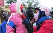Hà Nội: Trời rét, học sinh có thể đến trường muộn