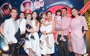 Huy Khánh lần đầu đưa vợ và con gái lên truyền hình