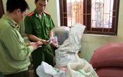 Bắt giữ hơn 1,3 tấn phụ gia Trung Quốc nhập lậu sắp tiêu thụ tại Hà Nội