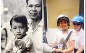 Hình ảnh người cha gần 100 tuổi đã giúp Minh Thuận hồi phục kỳ diệu