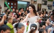 Người đẹp Hoa hậu Việt Nam 2016 vui trung thu cùng bệnh nhi