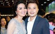 Vợ chồng Lê Khánh má kề má trong ngày ra mắt phim