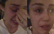 Miley Cyrus đăng video khóc nghẹn ngào vì kết quả bầu cử