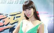 """Hà Anh và Trương Nhi gợi cảm nhất ngày ra mắt phim """"Sút"""""""