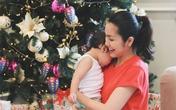 """Hình ảnh đáng yêu đến """"tan chảy"""" của các nhóc tì nhà sao Việt trong mùa Giáng sinh"""