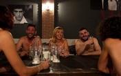 Nhà hàng khỏa thân đầu tiên ở Italy