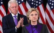 Lý do bà Hillary Clinton mặc áo tím phát biểu sau khi thất cử