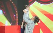 Gia Bảo lần đầu đưa con gái 2 tuổi lên sân khấu