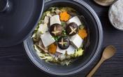 Canh nấm đậu phụ kiểu Nhật ngon mê mẩn