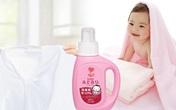5 loại nước giặt tốt nhất được khuyên dùng cho trẻ em