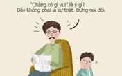 4 câu hỏi giúp cha mẹ biết rõ con làm gì trong ngày