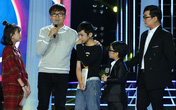 Con nuôi Minh Thuận khóc khi xem Vũ Hà diễn vai của bố