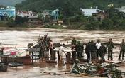 """Quảng Ninh: Nhà dân bỗng dưng xuất hiện """"hố tử thần"""" sau bão số 3"""