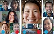 Skype thêm tính năng gọi video nhóm trên iOS, Android