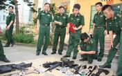 Hải Phòng: Bắt giữ lượng đồ chơi bạo lực, nguy hiểm
