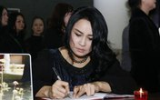 Nghệ sĩ lặng người bên sổ tang nhạc sĩ Thanh Tùng