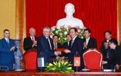 Hoạt động đối ngoại nổi bật của Đại tướng Trần Đại Quang khi làm Bộ trưởng Công an