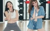 """Ngọc Trinh chuẩn bị khoe """"vòng eo con kiến"""" ở Bước nhảy hoàn vũ"""