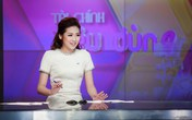 Á hậu Tú Anh trong ngày đầu dẫn chương trình trên VTV