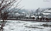Hình ảnh Sapa đẹp như phố Tây mùa đông