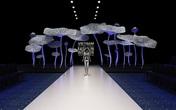 Đưa hoa sen lên sàn diễn thời trang quốc tế tại Việt Nam