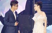 Hương Tràm thân mật với tình cũ Bùi Anh Tuấn trên sân khấu