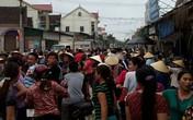 Hàng trăm người dân vây bắt người phụ nữ nghi thôi miên để lấy tiền