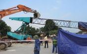 Hà Nội: Đứt cáp khi cẩu dầm cầu khiến hai công nhân tử vong tại chỗ