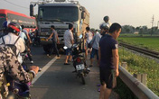 Danh tính đôi nam nữ bị xe tải cán tử vong trên Quốc lộ 1A