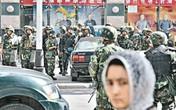 Tấn công bằng dao ở Tân Cương, 8 người chết