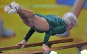 92 tuổi, cụ bà khiến người khác kinh ngạc khi vẫn thi đấu thể dục dụng cụ