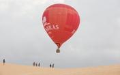 Khinh khí cầu tại Phan Thiết - một trải nghiệm bạn không thể bỏ qua