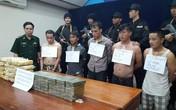 Hà Tĩnh: Phá chuyên án ma túy lớn, thu 40 bánh heroin