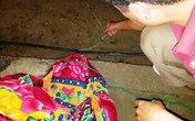 Bé trai 4 tuổi chết thương tâm cạnh dây điện bị sà xuống đất