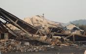 Vụ cháy nhà máy bánh kẹo Tràng An 3: Xây dựng lại nhà máy trong khoảng 3 tháng
