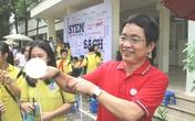 Ngày hội Stem và đọc sách kỷ lục tại Hà Nội