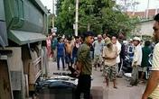 Quảng Nam: Xe tải va chạm với xe máy, 2 vợ chồng thương vong