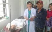 Dùng đèn bắt muỗi, hai mẹ con thai phụ bị bỏng nặng