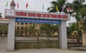 """Huyện Tứ Kỳ, Hải Dương: Hiệu trưởng Trường THCS Phan Bội Châu bị """"tố"""" nhiều sai phạm trong dạy thêm"""