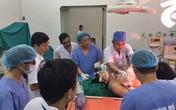 Bảo vệ bệnh viện bị người nhà bệnh nhi đâm đã tử vong
