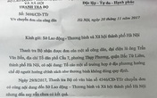 Vụ tố cáo thương binh, TNXP giả tại Hà Nội: Bộ LĐ,TB&XH 2 lần ra văn bản không xong