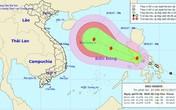 Tin mới nhất về bão Haikui trên Biển Đông