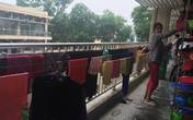 Cấm giặt, phơi đồ trong Bệnh viện Bạch Mai